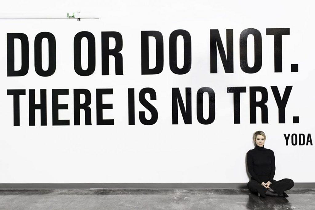 انجام بده یا انجام نده. هیچ تلاش کردنی وجود نداره. یودا - ارباب حلقه ها
